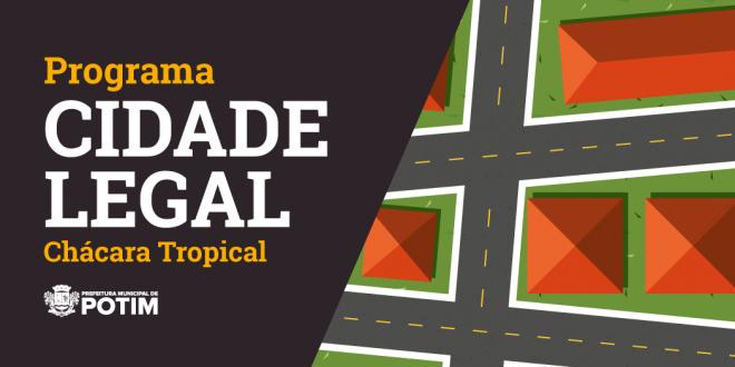 Cidade Legal Chácara Tropical